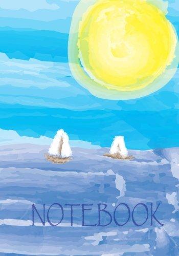 9781511603560: Notebook: Watercolor Sailboats