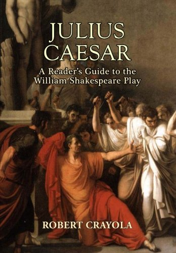 9781511604512: Julius Caesar: A Reader's Guide to the William Shakespeare Play