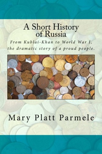 9781511605335: A Short History of Russia