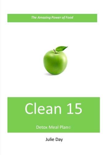9781511606523: Clean in 15: Anti-inflammatory Detox Menu