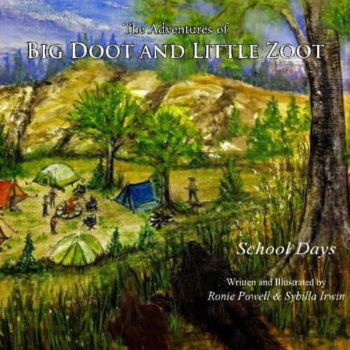 9781511608824: The Adventures of Big Doot and Little Zoot: School Days (Volume 2)