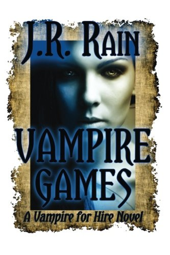 Vampire Games: Rain, J. R.