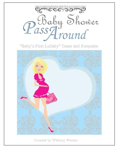 9781511615983: Baby Shower Game and Keepsake: Baby's First Lullaby Pass Around (Baby Boy Edition)