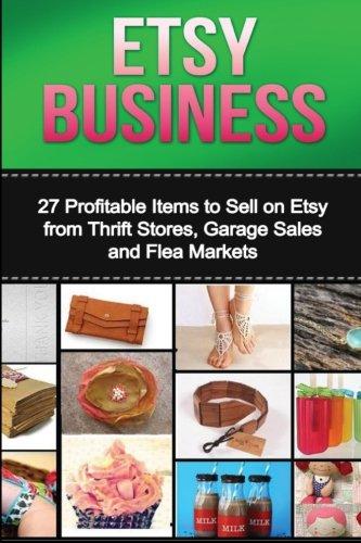 9781511616942: Etsy Business: The Ultimate 2 in 1 Ebay Business and Etsy Business Box Set: Book 1: Ebay + Book 2: Etsy (Ebay, Etsy, Ebay for Beginners, Etsy for ... on Ebay, Selling on Etsy, Make Money Online)