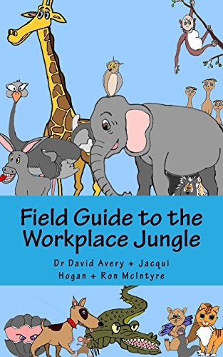 9781511617116: Field Guide to the Workplace Jungle