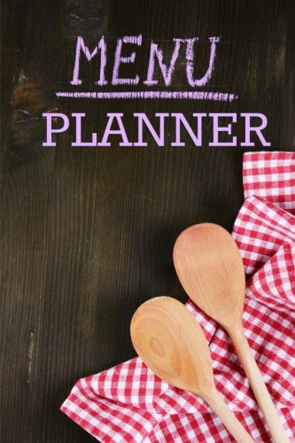 Menu Planner (Menu Planning Made Easy) (Volume: Creative Planners