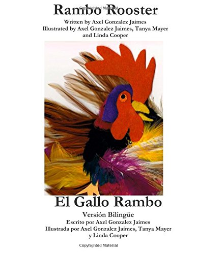 9781511629027: Rambo Rooster - Bilingual Version