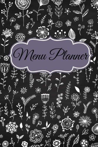 9781511632836: Menu Planner (Meal Planning Made Easy) (Volume 10)