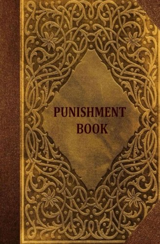 9781511635295: Punishment Book: A blank register for record keeping