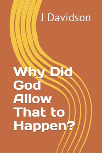9781511636346: Why Did God Allow That to Happen?