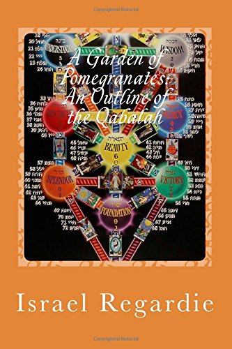 9781511639972: A Garden of Pomegranates: An Outline of the Qabalah (Second Edition)