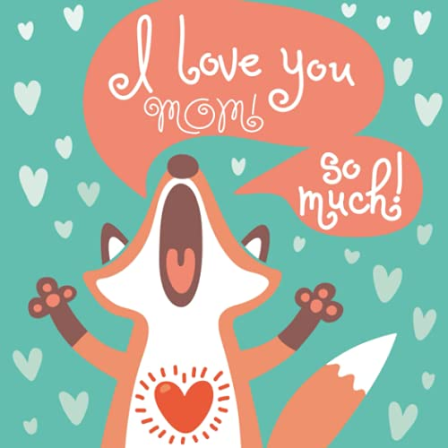 9781511640909: I Love You Mom: 40 Blank Love Coupons - Full Color