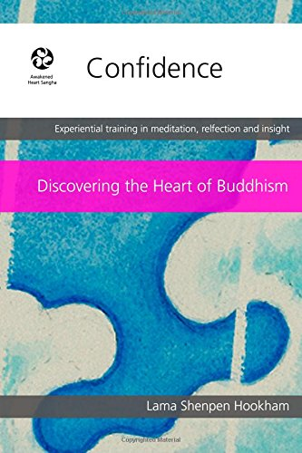 9781511646703: Confidence: An experiential training in Buddhist meditation, reflection and insight (Discovering the Heart of Buddhism) (Volume 3)
