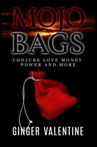 Mojo Bags: Voodoo Magic Talisman: Conjure Love: Ginger Valentine