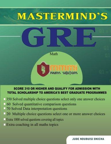 9781511656740: Mastermind's GRE (Math)