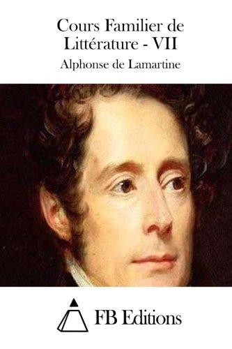9781511657013: Cours Familier de Litt�rature - VII