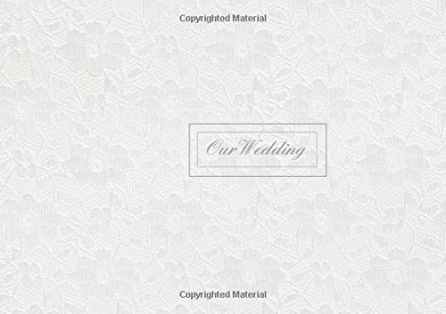 9781511660860: Our Wedding: Wedding Guest Book