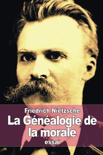 9781511661287: La Généalogie de la morale (French Edition)