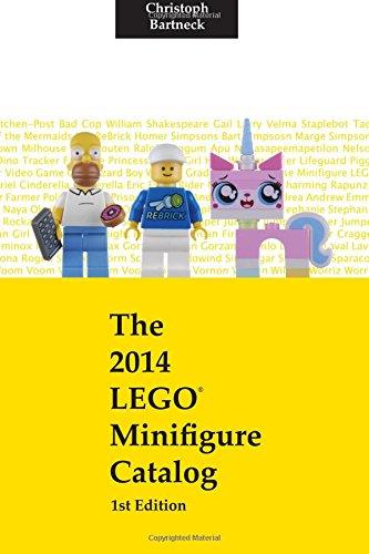 9781511664486: The 2014 LEGO Minifigure Catalog