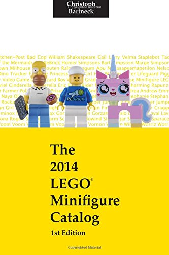 9781511664486: The 2014 LEGO Minifigure Catalog
