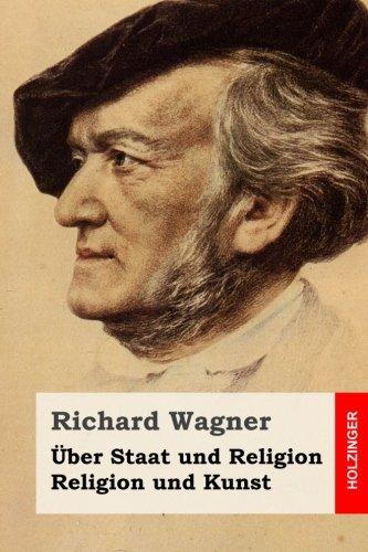 9781511668491: Über Staat und Religion / Religion und Kunst (German Edition)