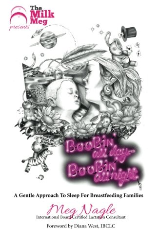 9781511669412: Boobin' All Day Boobin' All Night: A Gentle Approach to Sleep For Breastfeeding Families
