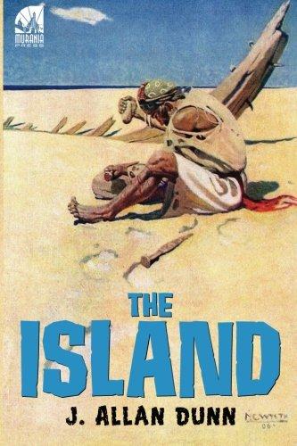 9781511675697: The Island (Classic Pulp Reprints) (Volume 5)
