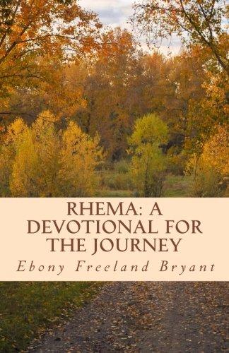 9781511676670: Rhema: A Devotional for the Journey