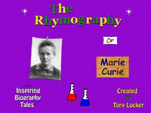 9781511681827: The Rhymography of Marie Curie (Inspiring Tales)