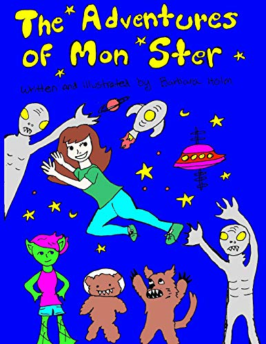 9781511681872: The Adventures of Mon Ster