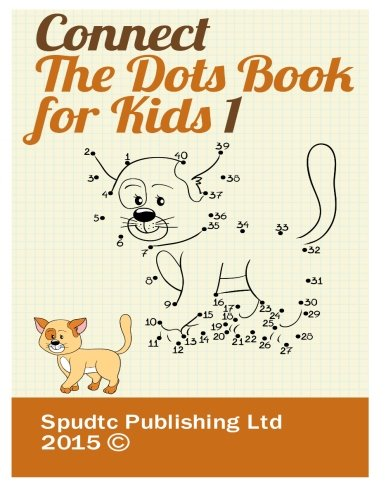 9781511685122: Connect the Dots Book for Kids 1