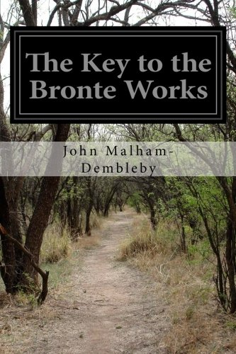 9781511688123: The Key to the Bronte Works