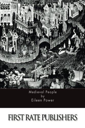 9781511688857: Medieval People