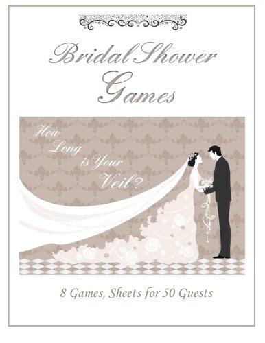 9781511689854: Bridal Shower: Games