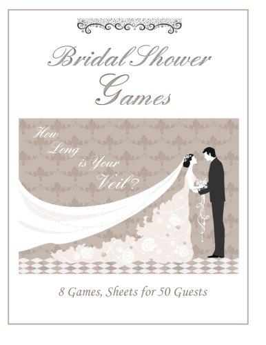 9781511689861: Bridal Shower: Games