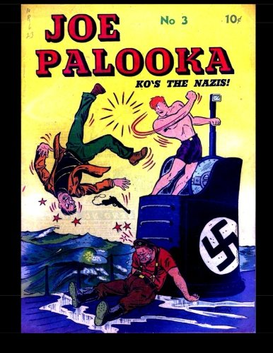 9781511693929: Joe Palooka #3: America's Favorite Boxer - In the Army!