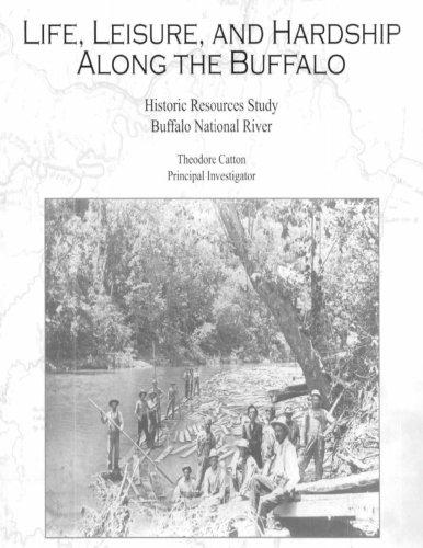 9781511694506: Life, Leisure and Hardship Along the Buffalo