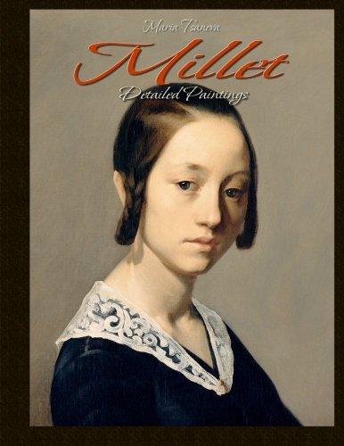 9781511697521: Millet: Detailed Paintings