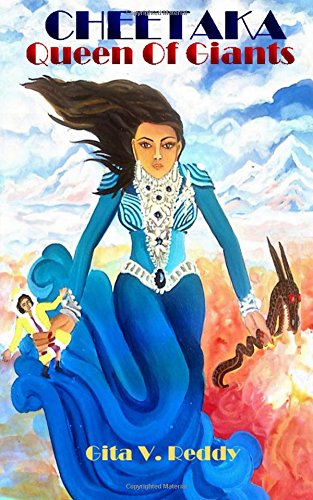 9781511698672: Cheetaka, Queen of Giants: a fantasy in giant-land