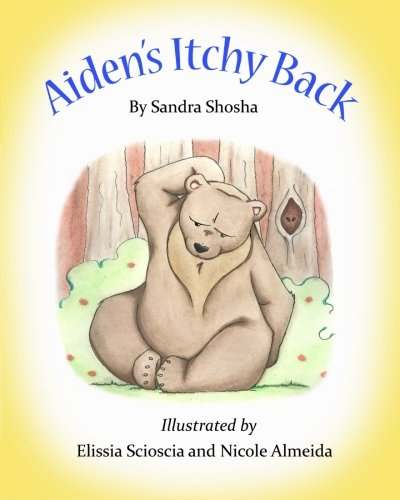 9781511717670: Aiden's Itchy Back