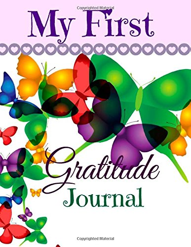 9781511719407: My First Gratitude Journal (Draw and Write Gratitude Journal and Coloring Book for Kids) (Volume 4)