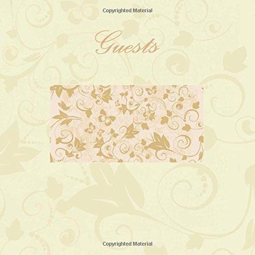 9781511720304: Guests: Wedding Guest Book