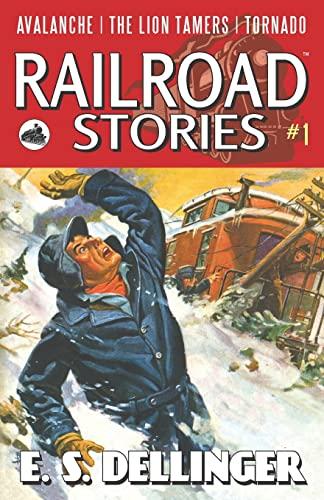 9781511723923: Railroad Stories: Avalanche! (Volume 1)