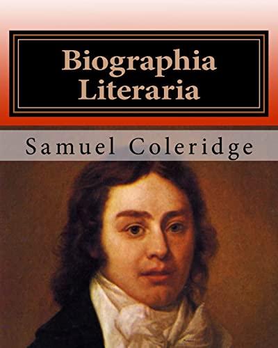 9781511724067: Biographia Literaria