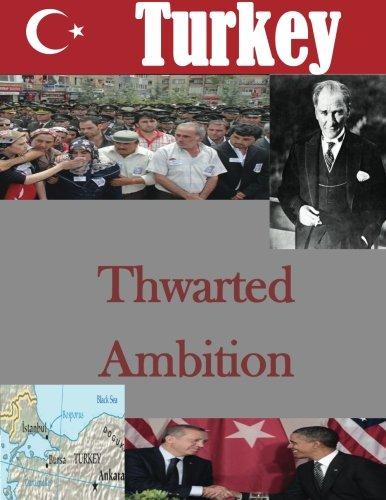 9781511724869: Thwarted Ambition (Turkey)