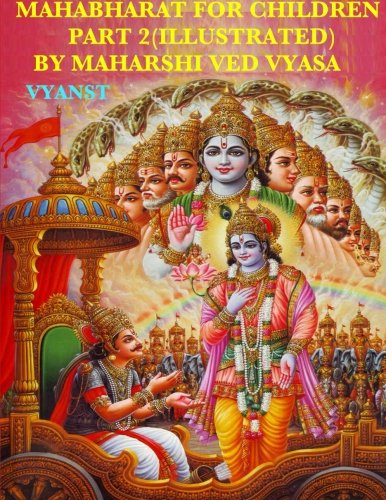 9781511726306: Mahabharat For Children - Part 2 (Illustrated): Tales from India