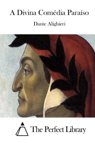 A Divina Comedia Paraiso (Paperback): Dante Alighieri
