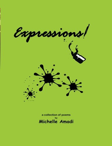 9781511732758: Expressions!: a collection of poems