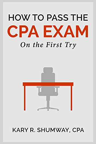 9781511732857: How to Pass the CPA EXam: On the First Try