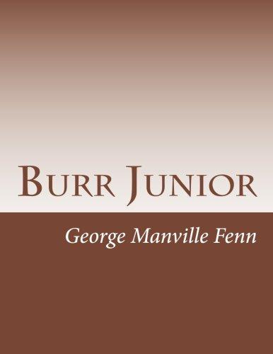 9781511738835: Burr Junior